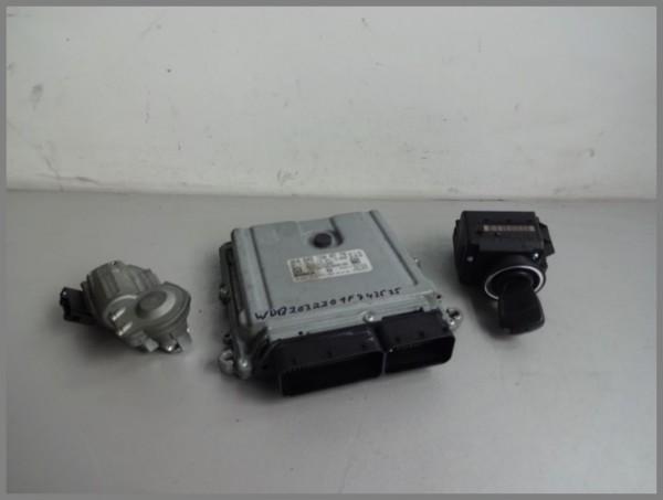 Mercedes MB W203 320CDI Motorsteuergerät Steuergerät 6421508779 BOSCH 0281012581