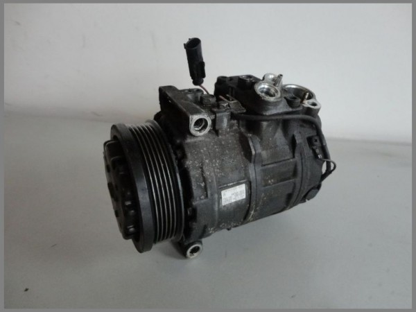 Mercedes Benz W220 Klimakompressor 447220-8222 12B33375 R134a Klima Kompressor