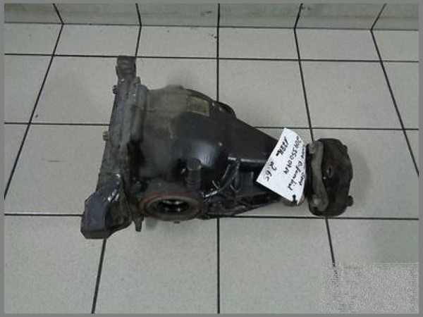 Mercedes Benz W204 Differential 128tkm 2,62 Hinterachsgetriebe 2043500414