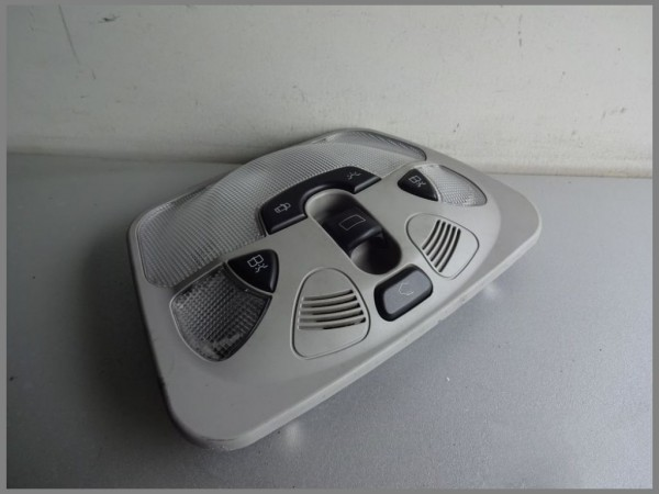 Mercedes Benz W203 interior light reading light 2038205401 7E94 overhead control unit