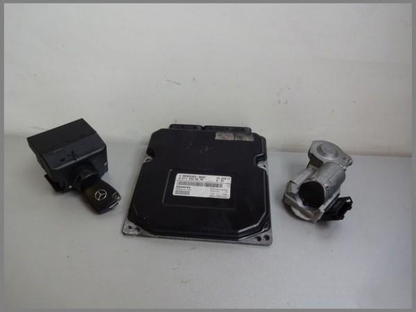 Mercedes Benz W203 Steuergerät Motorsteuergerät 2711533579 Siemens 5WK90444 [08]