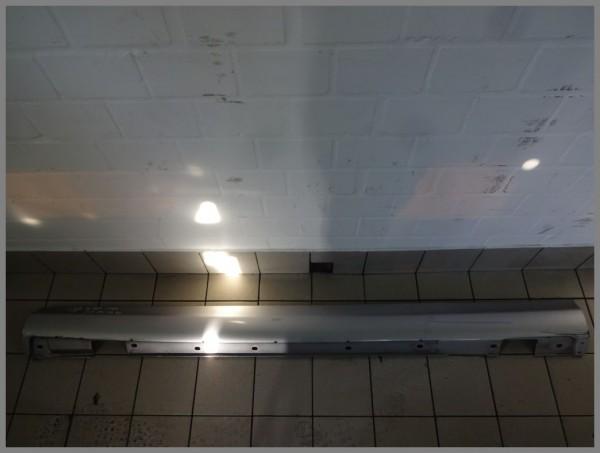 Mercedes MB W209 sill panel 775 iridium silver left 2096900340 SC407