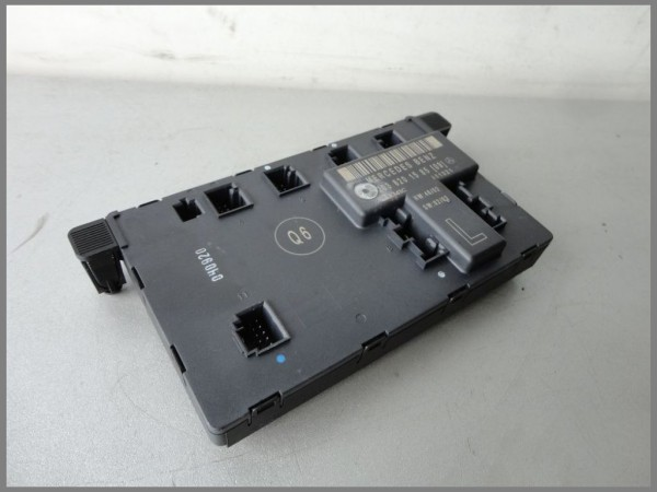 Mercedes Benz MB W203 Front door control unit LEFT 2038201585 [09] Control unit