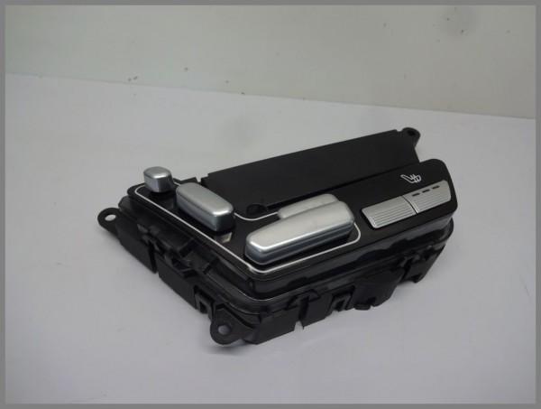 Mercedes Benz MB W221 S-Klasse Sitzverstellungsschalter Hinten LINKS 2218707851