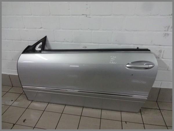 Mercedes Benz W209 CLK-Class door front LEFT 774 silver 2097200105 Orig.K8031