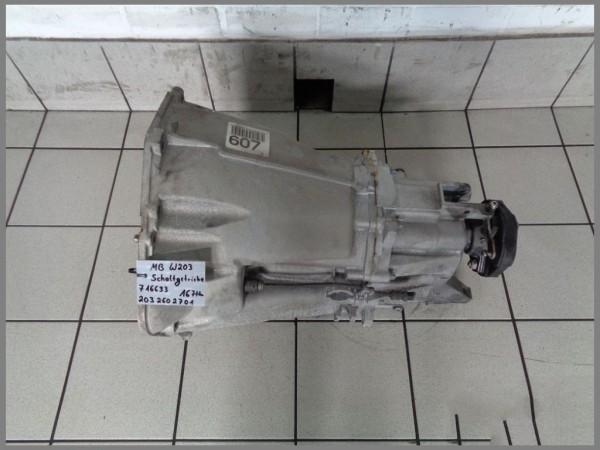Mercedes Benz W211 W203 Manual Transmission 716633 167tkm 6 Speed 2032602701