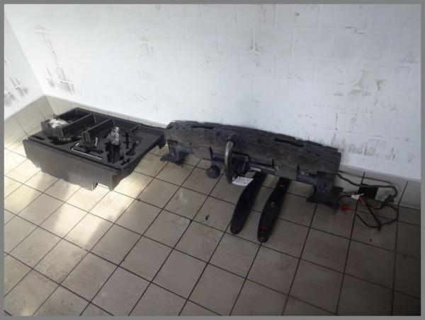 Mercedes W164 Anhängerkupplung AHK abnehmbar ORIS 1643100537 Original komplett