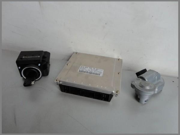 Mercedes Benz W202 C280 Motorsteuergerät 0245457032 BOSCH 0261206243 M112920