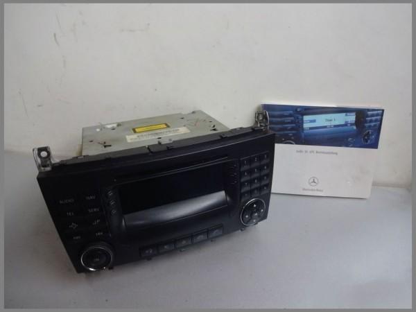 Mercedes Benz W203 Radio CD Navigationssystem BE6091 APS30 2038701989 Original