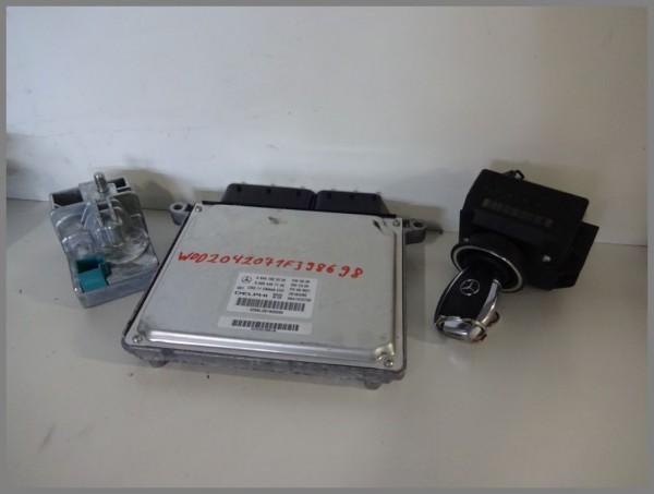 Mercedes Benz W204 CDI engine control unit 6461503334 DELPHI 0054467140