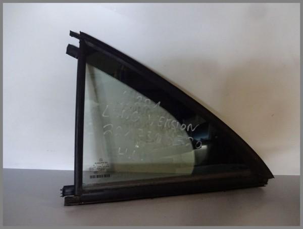 Mercedes Benz MB W221 side window triangular window rear LEFT 2217300720