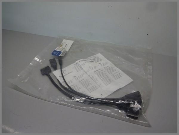 Mercedes Benz IPOD Adapter Interface komplett mit Kabelsatz 0018279304