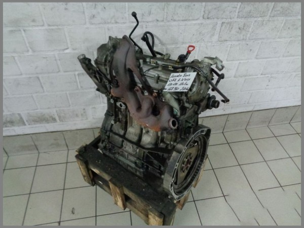 Mercedes Benz W168 A170CDI Engine OM668940 668940 210tkm Diesel 60KW / 82PS