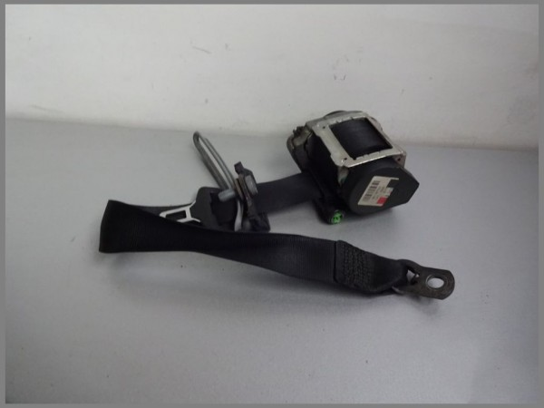Mercedes Benz MB W211 E-Class LIMO Seatbelt Belt LEFT 2118600385 BLACK