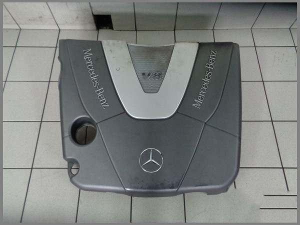 Mercedes Benz W163 V8 400CDI Motorabdeckung Abdeckung Motor 6280161524 Original
