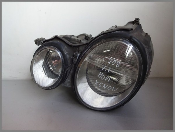 Mercedes Benz C208 W208 Xenon Scheinwerfer LINKS 2088200761 BJ.2001 HELLA 147551