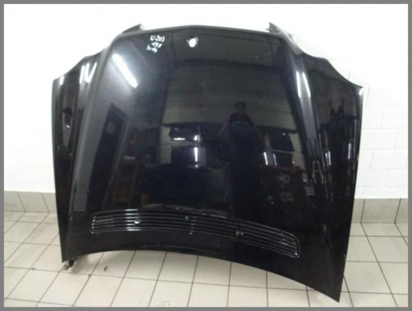 Mercedes Benz W203 C-Class bonnet hood 197 black 2038800157 Orig.K14