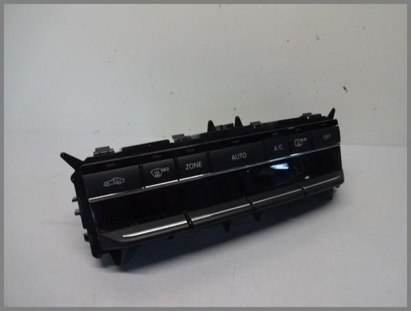 Mercedes W212 Klimabedienteil Bedienteil Heizung 2129008608 Schalter Klimatronic