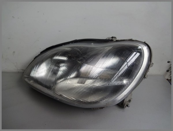 Mercedes Benz W220 Headlight Left 2208200161 Original BJ.99 Bosch 0301153001