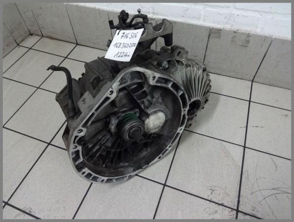 Mercedes W168 A160 A190 Schaltgetriebe 5 Gang 716506 122tkm Getriebe 1683602500