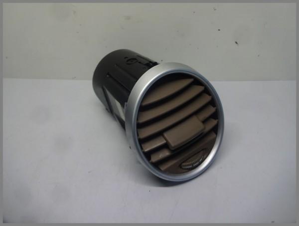 Mercedes W164 ML air nozzle ventilation grille nozzle front center 1648302154 beige