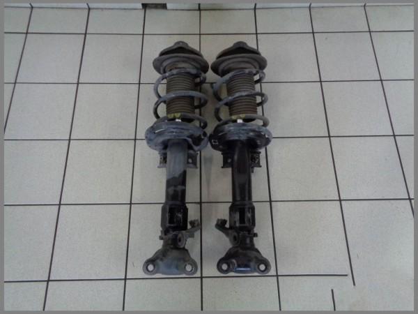 Mercedes Benz W204 shock absorber spring front damper 2043202866 original SET