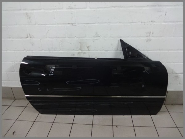 Mercedes Benz MB W215 CL-Klasse Tür Vorne RECHTS 197 Schwarz 2157200205 K40