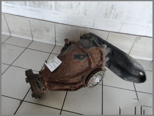 Mercedes Benz W220 differential 320CDI 181tkm 2,65 rear axle 2203504714