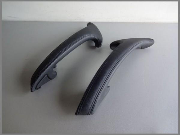 Mercedes Benz W215 Interior Door Handles Grips Interior Black SET 2158100551 2158100651