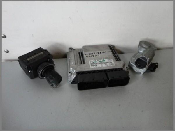 Mercedes MB W211 270CDI Motorsteuergerät Steuergerät 6471531379 Bosch 0281011346
