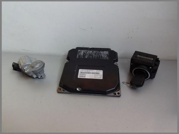 MB W203 C-Class complete engine control unit 2711539079 Siemens 5WK90506 [03]