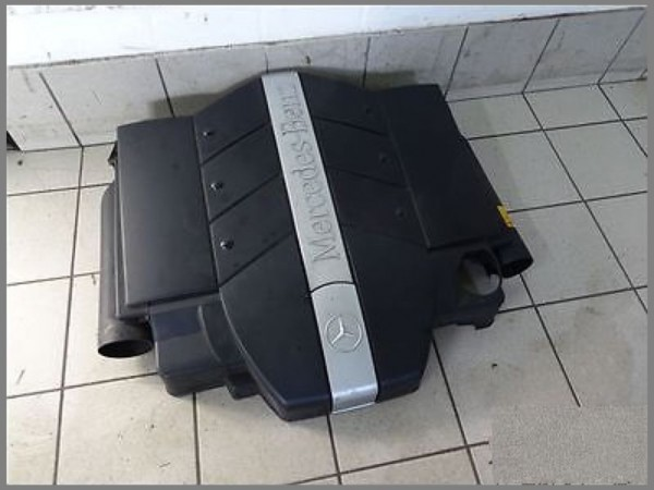 Mercedes W220 S320 M112 engine cover 1120900601 air filter box