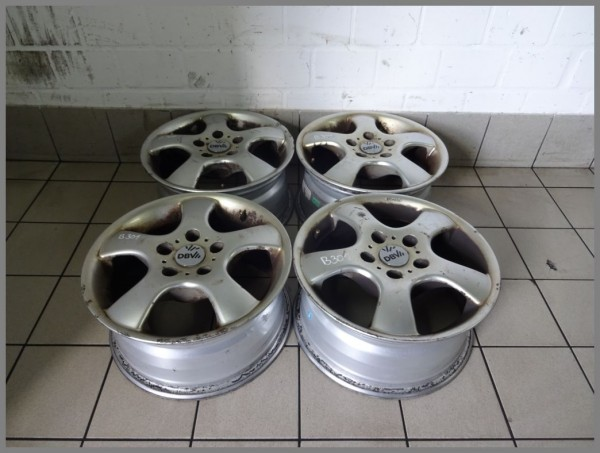 Mercedes Benz 7 x 15 ET35 KB44773 alu wheels rims aftermarket Alu 5x112 B301