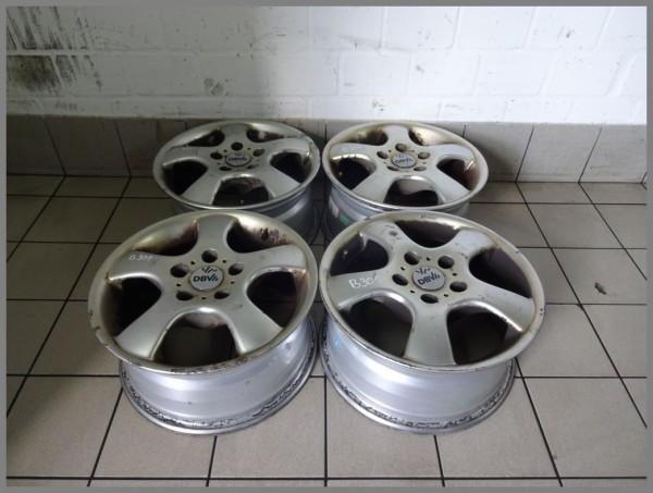 Mercedes Benz 7 x 15 ET35 KBA44773 Zubehör Felgen Alu 5x112 B301