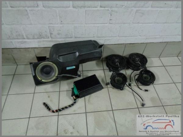 Mercedes Benz W210 BOSE Verstärker kompl. Soundsystem Lautsprecher nur Kombi