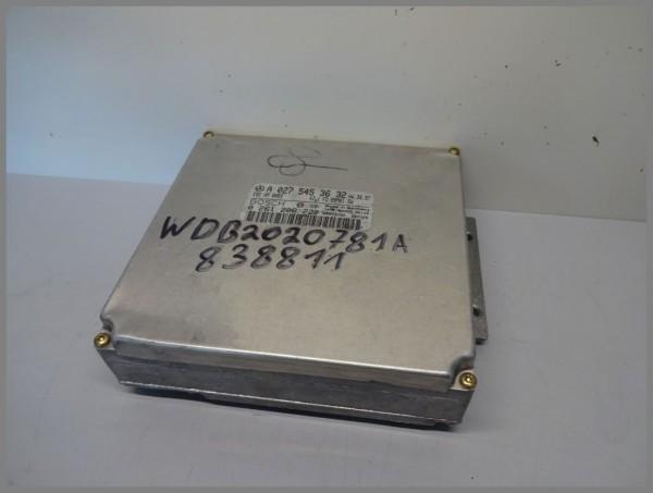 Mercedes Benz W202 engine control unit 0275453632 Bosch 0261206220