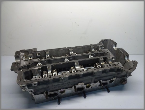 Mercedes Benz OM642 V6 cylinder head 6420163501 CDI original right W211 W164