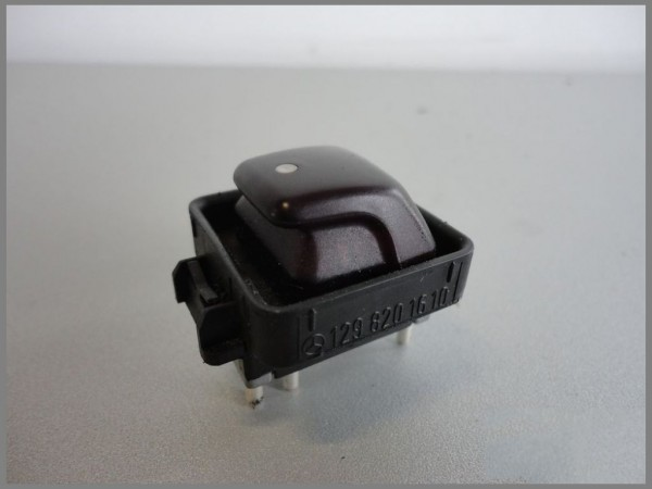 Mercedes Benz R170 R129 convertible top switch 1298201610 Switch hood W208