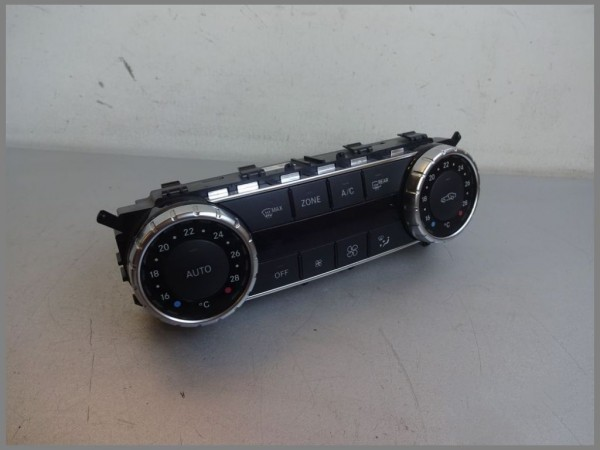 Mercedes W204 Klimabedienteil Bedienteil Heizung 2049003803 Schalter Klimatronic