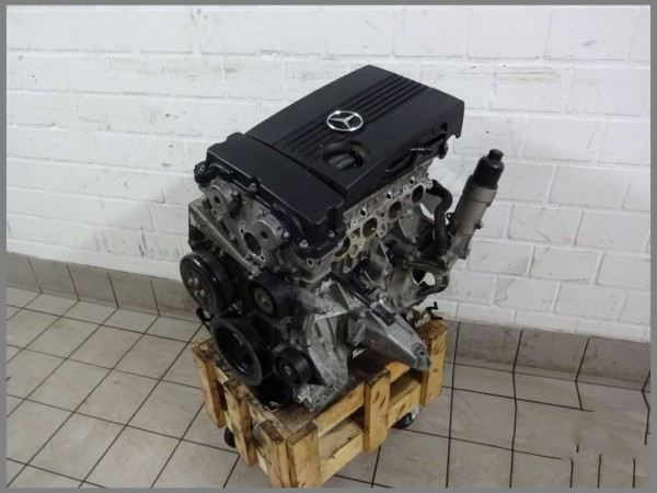 Mercedes Benz W204 C180 compressor engine M271910 271910 122tkm 1597cc engine