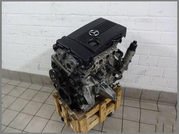 Mercedes Benz W204 C180 Kompressor Motor M271910 271910 122tkm 1597ccm Triebwerk