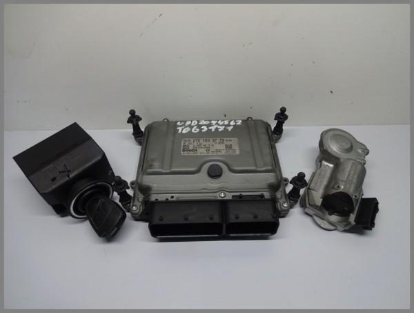 Mercedes Benz W209 V6 engine control unit control unit 2721533779 Bosch 0261209064