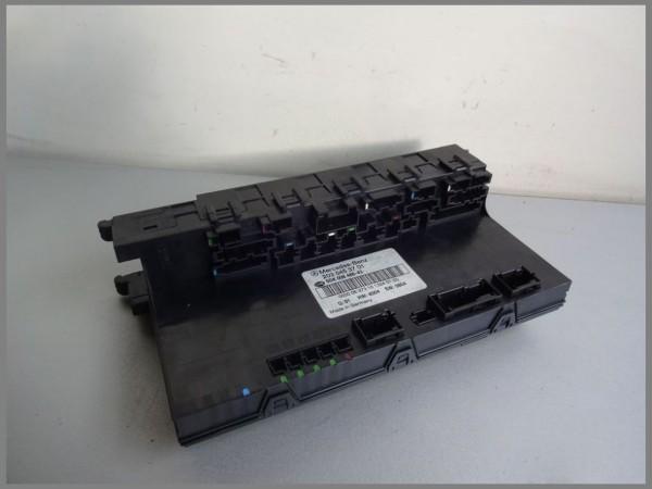 Mercedes Benz W203 control unit SAM 2035453701 Fuse box 5DK-008486-43