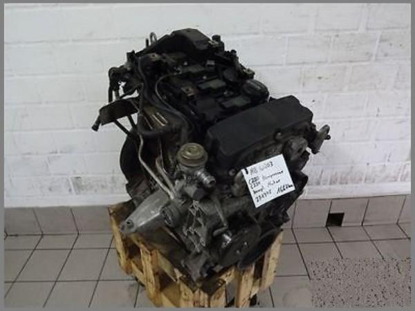 Mercedes Benz W203 W210 C230 Kompressor Motor 271.948 271948 166tkm Engine