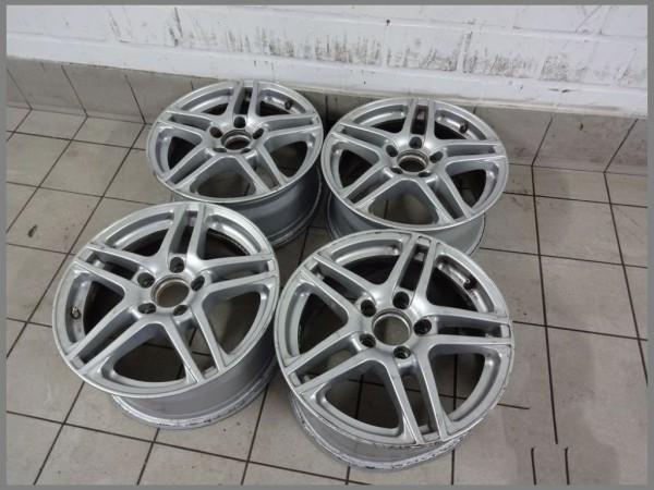 Mercedes Benz Design Dezent ALU Alufelgen Felgen 7,5x16 ET53 KBA47429 Felge