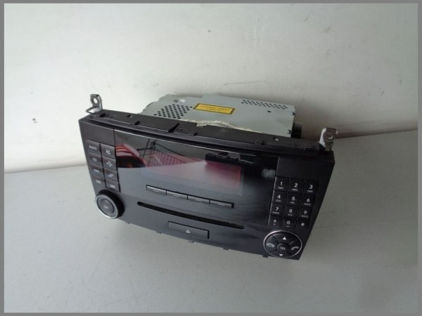 Mercedes Benz MB W203 MOPF CD Radio Autoradio MF2530 BJ.2005 CD-Radio 2038703689