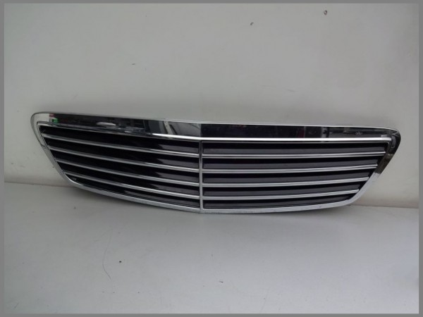 Mercedes Benz W220 Avantgarde Frontgrill Kühlergrill Grill 2208800383 Original