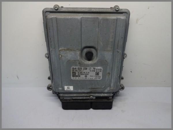 Mercedes W164 OM629 420 CDI engine control unit 6291501779 Bosch 0281013816 Orig.
