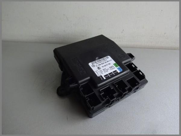 Mercedes Benz W245 W169 door control unit 1698203685 links 10001759