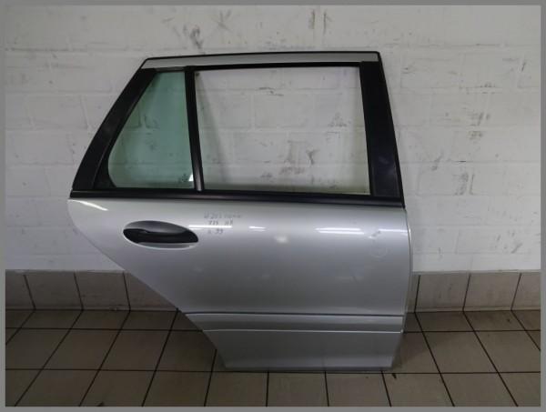 Mercedes Benz W203 Tür Hinten Rechts 775 Iridiumsilber Kombi 2037301205 K99